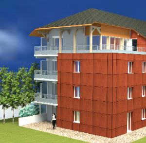 image 3d architecture Grenoble